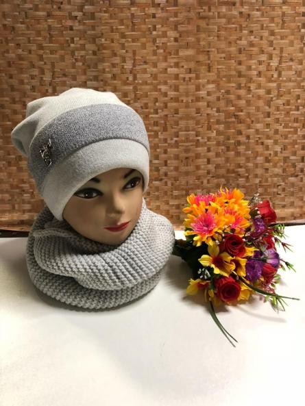 Шапка и шарф - KJVKVF