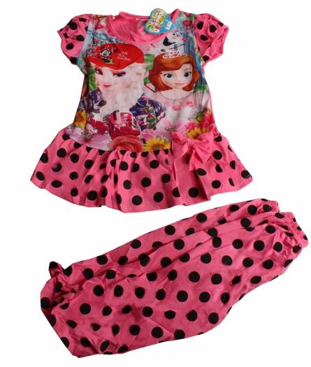 Комплект одежды - F0J942