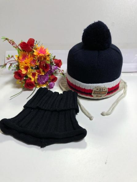 Шапка и шарф - F2K4F9