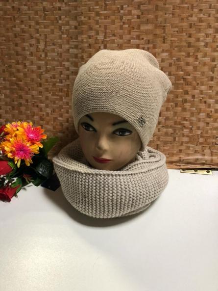 Шапка и шарф - KJV1JV
