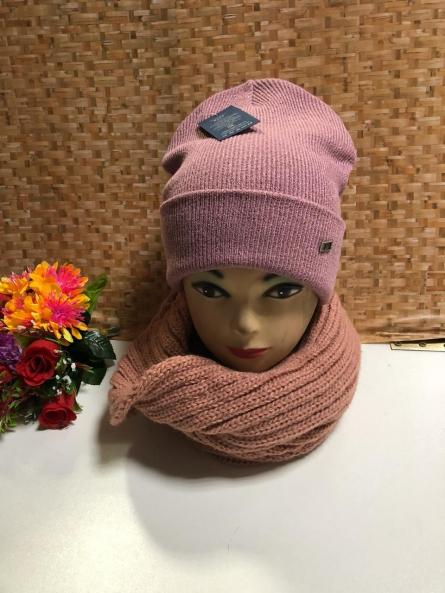 Шапка и шарф - KJVK4J