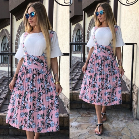 Платье - F921ZJ