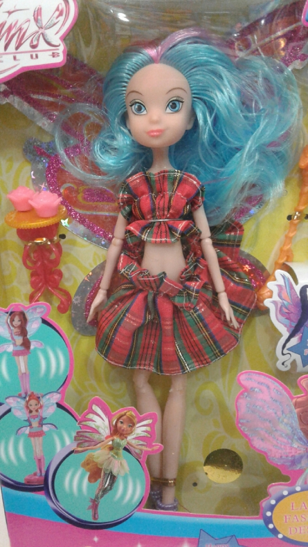 Кукла - FZFZ42
