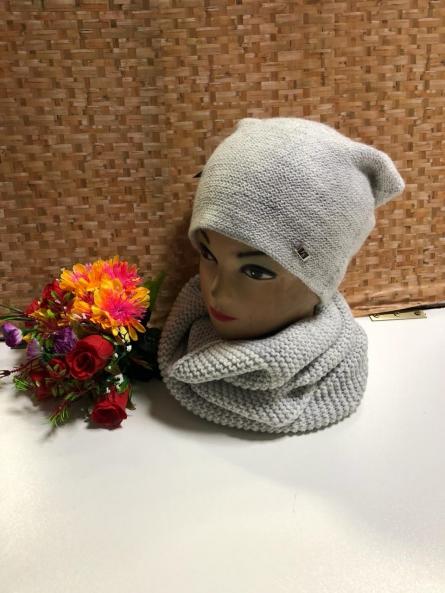 Шапка и шарф - KJVK20