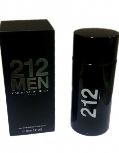 212 Men Black - FJF2KK