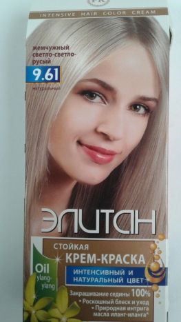 Крем краска для волос F2ZJ1F