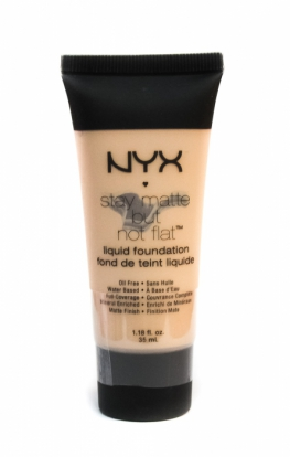 Тональный крем NYX Stay matte but not flat (01) FJ0K2Z