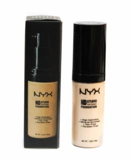 Тональный крем NYX HD Foundation (01) FJ0K2J