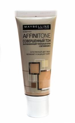 Тональный крем Maybelline Affinitone (17) FJ0K49