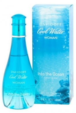 Davidoff Cool Water Into The Ocean for Women FJF294