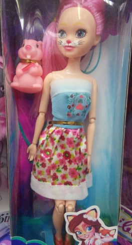 Кукла F01K2Z