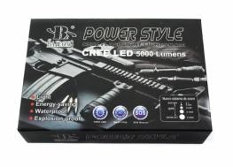 Фонарь Bailong Power Style BL-Q8483 FJ0JV4