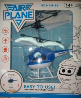 Летающий вертолет F01K01